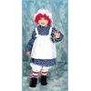 Raggedy Ann Toddler 2-4